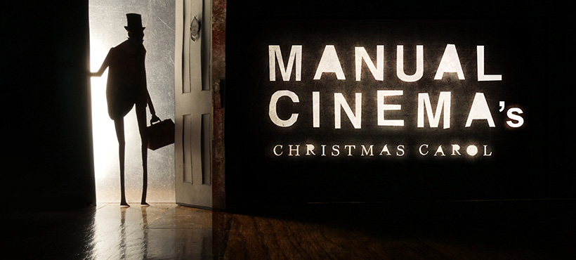 Manual Cinema's Christmas Carol