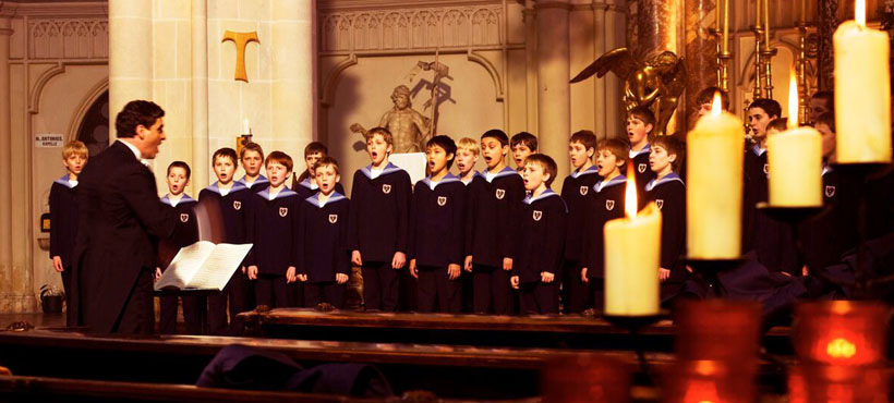 Vienna Boys Choir Christmas.Vienna Boys Choir Christmas In Vienna The Soraya